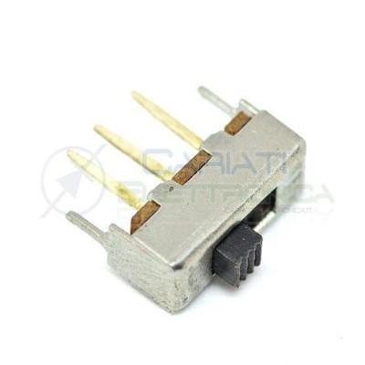 2 PEZZI Interruttore Deviatore a Slitta Slide 3 pin con altezza leva 2mm 1,00 €