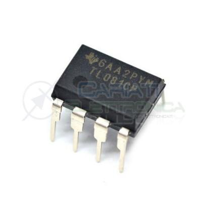 2 PEZZI TL081 TL081CP Amplificatore Operazionale  1,00€