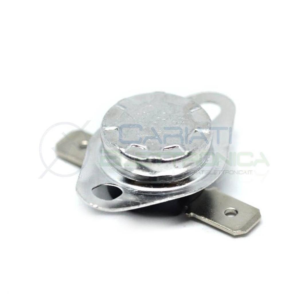 Termostato Interruttore Termico 150°C N.O. NO Ventole Dissipatore  1,90€