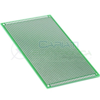 BBreadboard 150x90mm Fr4 Double FaceCariati Elettronica