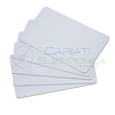 2 PEZZI Card TAG RFID 13.56MHz NFC tessera per trasponder carta badge  1,30€