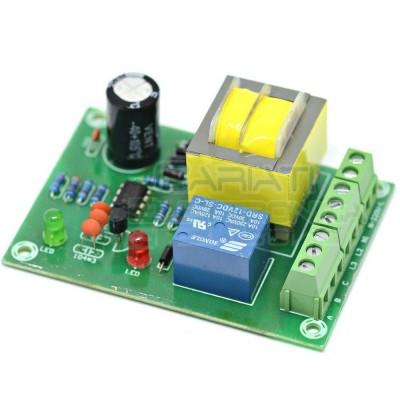 Circuito Interruttore di controllo Livello Liquidi acqua e avviamento Pompa 230V Generico