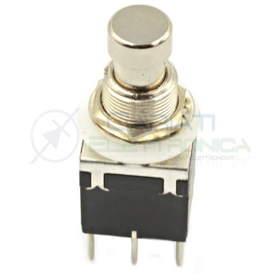 Deviatore 3 pin SPDT ON/ON Guitar Effect Pedal Foot Switch Pedale Chitarra  3,00 €