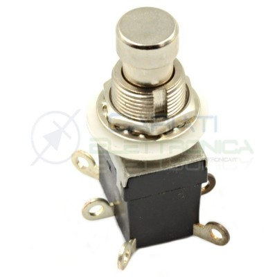 Deviatore 6 pin DPDT ON/ON Guitar Effect Pedal Foot Switch Pedale Chitarra Generico 3,00 €