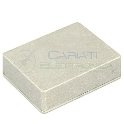 1 PEZZO Contenitore metallico in Alluminio 119x90x34 mm compatibile 1590BB 7,99 €