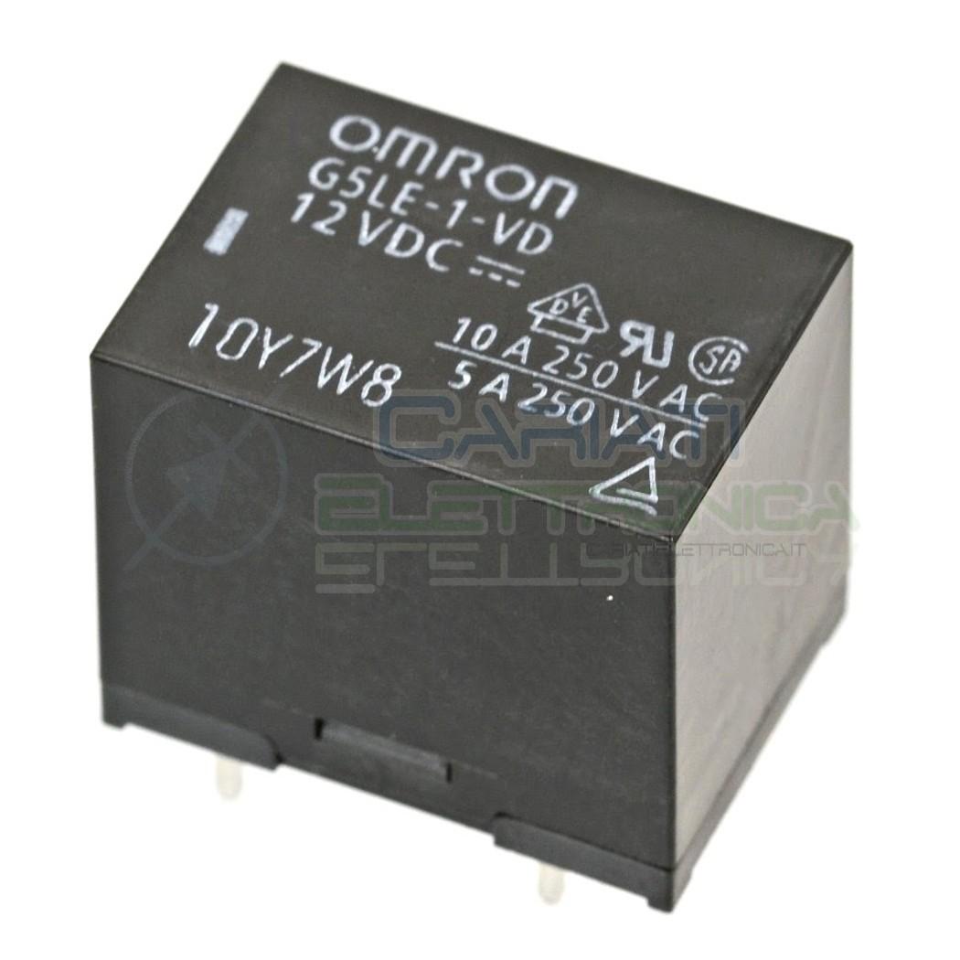 Scheda Relay Relè 24V Dc 10A Singolo 1 Scambio JQC-3FF-S-Z SPDT PCB