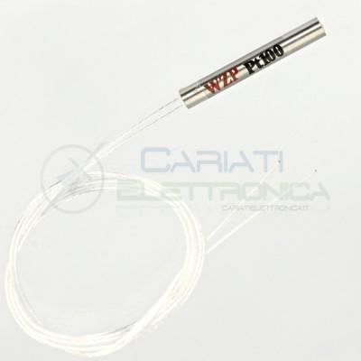 Sensore di temperatura Sonda PT100 -20°C +450°C ARDUINO  2,39€