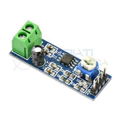 Modulo amplificatore audio LM386 x200 shield per arduino pic