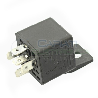 Relay 12v 30A 40A Songle SLD-12VDC-1C 5 pins Auto Camper UniversalSongle