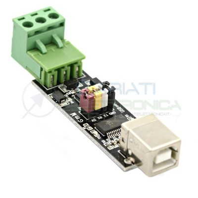 Converter USB RS485 with FTDI232RL