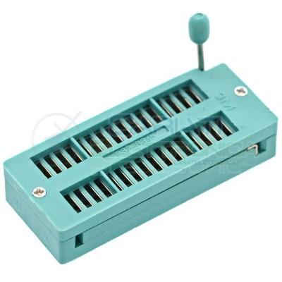 Adattatore Zoccolo ZIF 32 pin per circuiti integrati DIL DIP 2,75 €