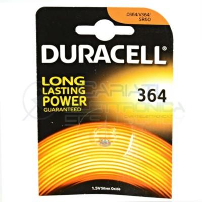 PILA BATTERIA DURACELL WATCH 364 SR 621SW Duracell 1,99€