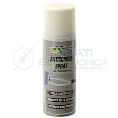 SPRAY ANTICORONA 200ML STAC PLASTIC USO PROFESSIONALE ISOLA CARICHE EAT  4,09 €