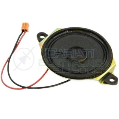 Altoparlante speaker cassa acustica 1W 8Ω 1WATT 8ohm Dimensioni 112x50x32 mm  0,99€