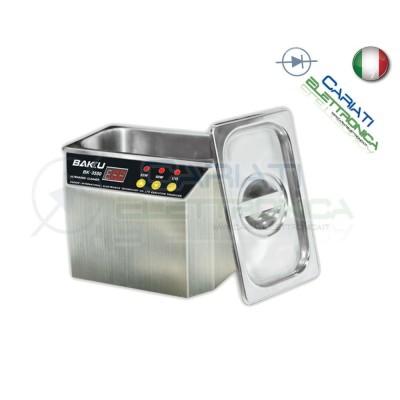 VASCHETTA VASCA ULTRASUONI LAVATRICE ULTRASONIC CLEANER 50W  49,50€