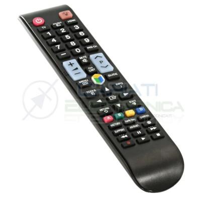 TELECOMANDO UNIVERSALE PER TUTTI I TV SAMSUNG LCD LED 3D PLASMA CON TASTO SMART TV  5,69€