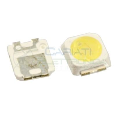 5 PEZZI Led SMD 3228 2828 Bianco Freddo 3V 1.5W per Riparazione Smart TV LCD Retroilluminazione
