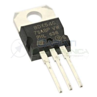 BDX54C Transistor PNP Darligton 100V 8A STMICROELECTRONICSST MICROELECTRONICS