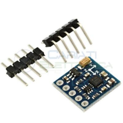 Sensore Magnetico 3 Assi GY-271 HMC5883L Magnetometro Bussola Digitale Arduino  4,99€