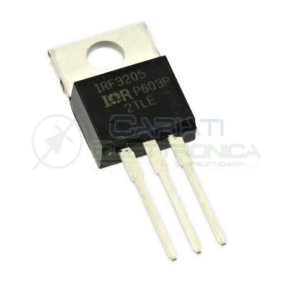 IRF3205 IR Transistor N-fet 55V 110A 200W IRF3205PBF Infineon