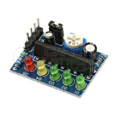 Modulo indicatore di livello Batteria Audio Frequenza KA2284 Arduino   1,89€