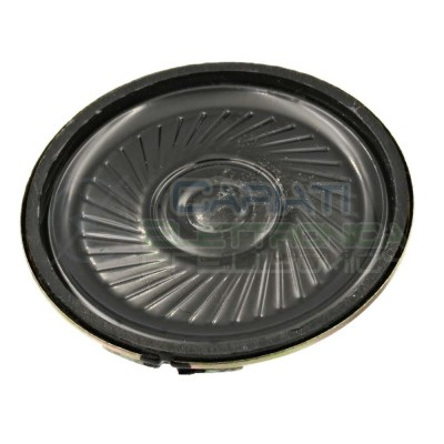 Mini speaker cassa altoparlante 0,5W 8 ohm diametro 40mm per arduino elettronica  0,90 €