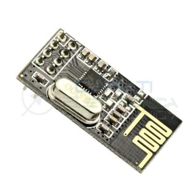 NRF24L01+ Wireless Transceiver Module 2.4GHz Arduino PIC Generico