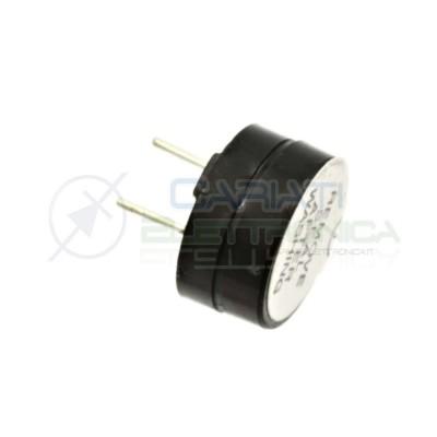 Cicalino Buzzer attivo 12x6mm 12V Con Oscillatore Integrato