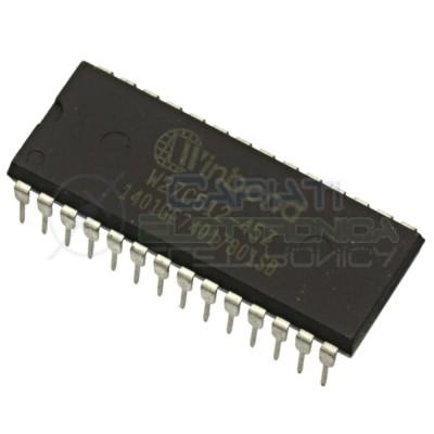 1 PEZZO MEMORIA WINBOND W27C512-45 EEPROM ST MICROELECTRONICS SGS-THOMSON 1,99 €