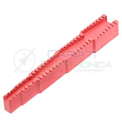 Utenzile attrezzo barra per la piegatura di componenti assiali resistenze diodi Generico