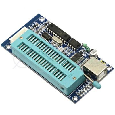 Programmatore PIC USB K150 ICSP completo di cavo USB
