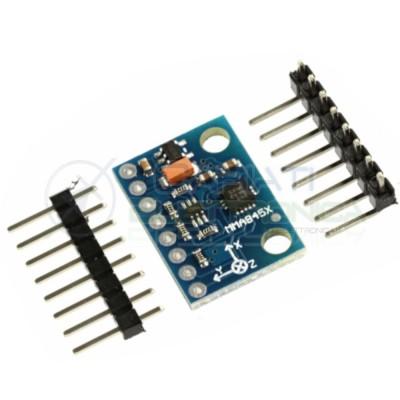 Modulo MMA8452 3 Assi Scudo Modulo Sensore Acceleratore Accelerometro Per Arduino  3,29€