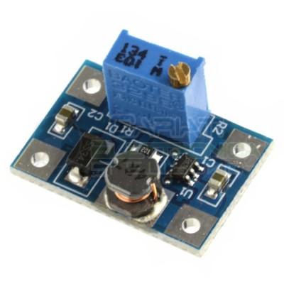 Convertitore regolatore di tensione Step Up BOOST da 2-24V a 2-28V 2A SX1308Generico