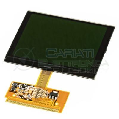 LCD Display DI RICAMBIO PER TACHIMETRO AUDI A3 A4 A6 S3 S4 S6 VW VDO LCD Generico