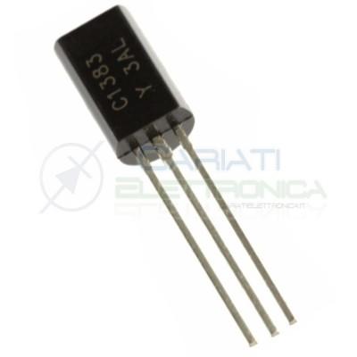 50 Pezzi Transistor 2SC1383 C1383 NPN 30V 1A 1W  2,99€