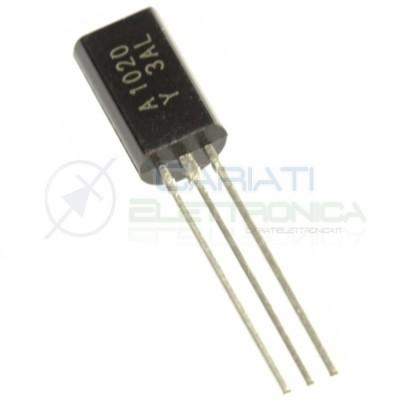 10 Pezzi Transistor 2SA1020 A1020 PNP 50 V 2A 900mW  0,90€