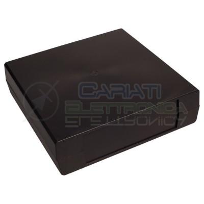 CONTENITORE PLASTICO 221x60x219 CUSTODIA PLASTICA ELETTRONICA  5,49€