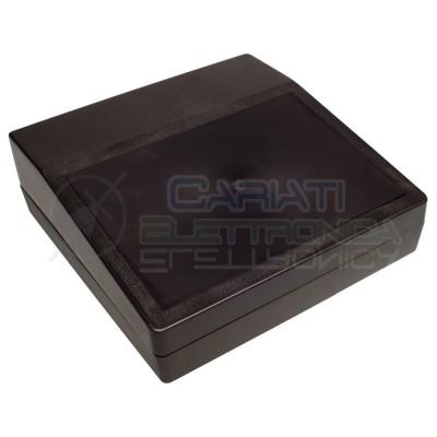CONTENITORE PLASTICO 220x78x220 mm CUSTODIA PLASTICA ELETTRONICA  5,09€