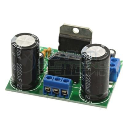 TDA7293 Amplificatore Mono 100Watt 12V - 32V AC 1 x 100W Generico