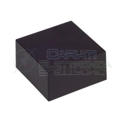 CONTENITORE PLASTICO 42 x 21.5 x 42 mm CUSTODIA PLASTICA ELETTRONICA  0,95€