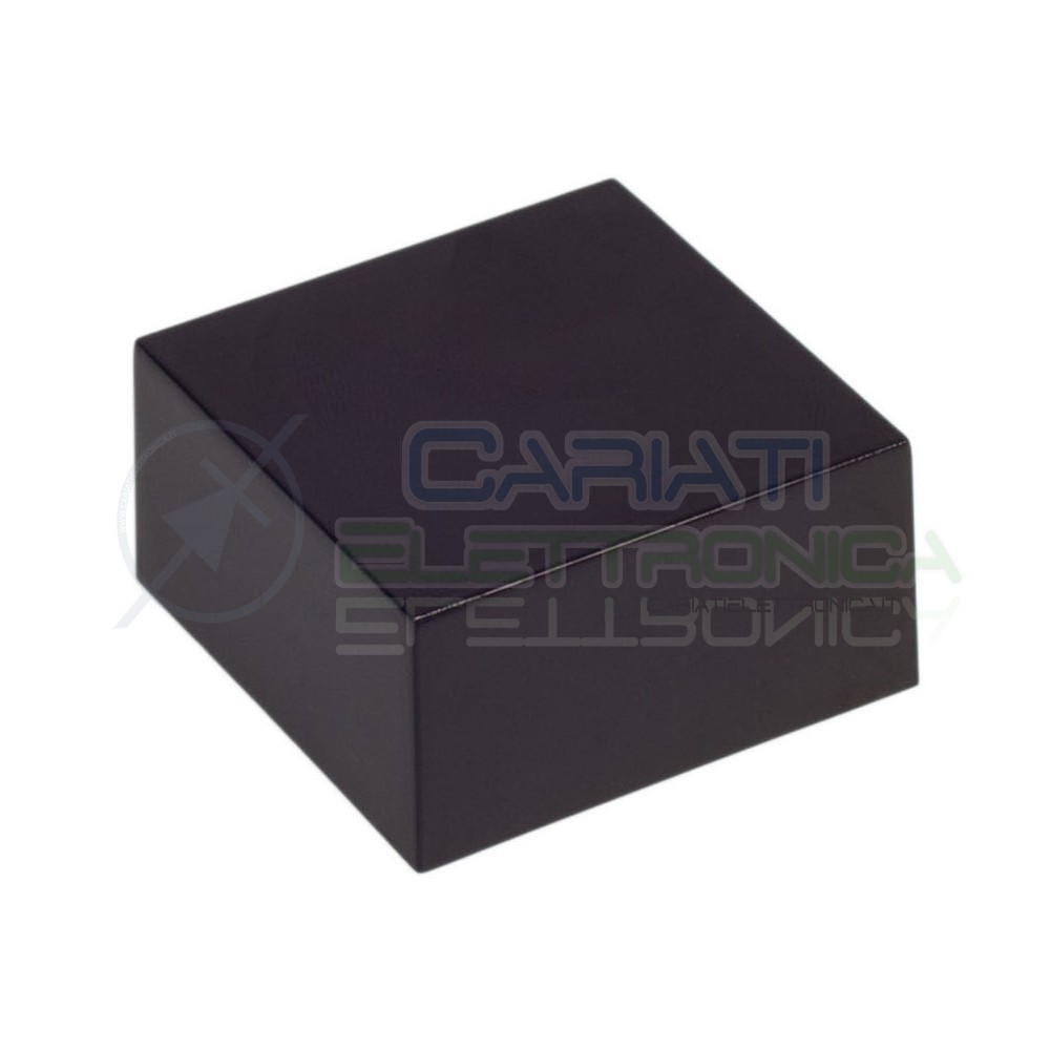 CONTENITORE PLASTICO 42 x 21.5 x 42 mm CUSTODIA PLASTICA ELETTRONICA Generico