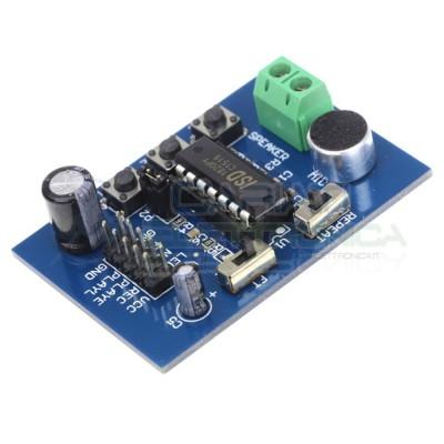 Modulo Scheda ISD1820 Sistema di Registrazione e Riproduzione Vocale Arduino