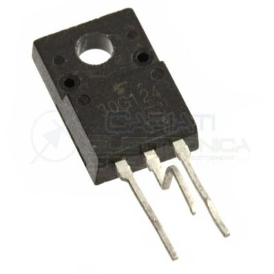 1 PEZZO Transistor GT30G124 30G124 IGBT 430V-200A USATO FUNZIONANTE