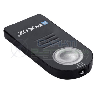 Telecomando IR compatibile ML-L3 Nikon D40 D50 D60 D70S D80 D90 D600 D7000 Generico