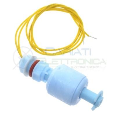 Interruttore galleggiante acqua Sensore di livello liquidi acquario Generico