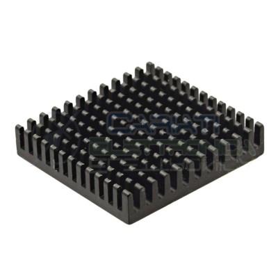 Dissipatore di calore in alluminio 43x40x17mm aletta raffreddamento elettronica