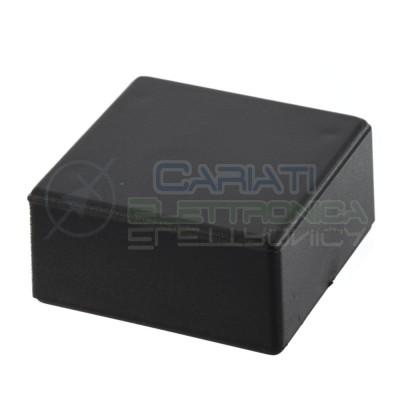 CONTENITORE PLASTICO 55 x 28 x 57 mm CUSTODIA PLASTICA ELETTRONICA  0,89€