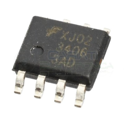 34063A MC34063AD Step-Down Step-UP CONVERTITORE DC DC, 1.5A da 3V a 40 V 8 Pin