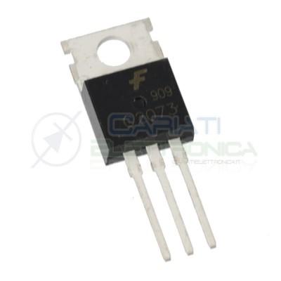 2 PEZZI Transistor NPN 2SC2073 2SC2073 - 2SC 2073 - C2073 150V 1.5A 25W 4MHz  0,89€