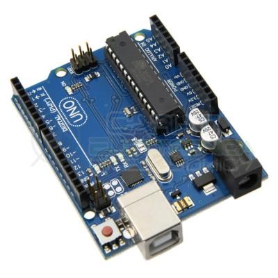 Scheda compatibile Arduino uno R3 ATmega328 Generico